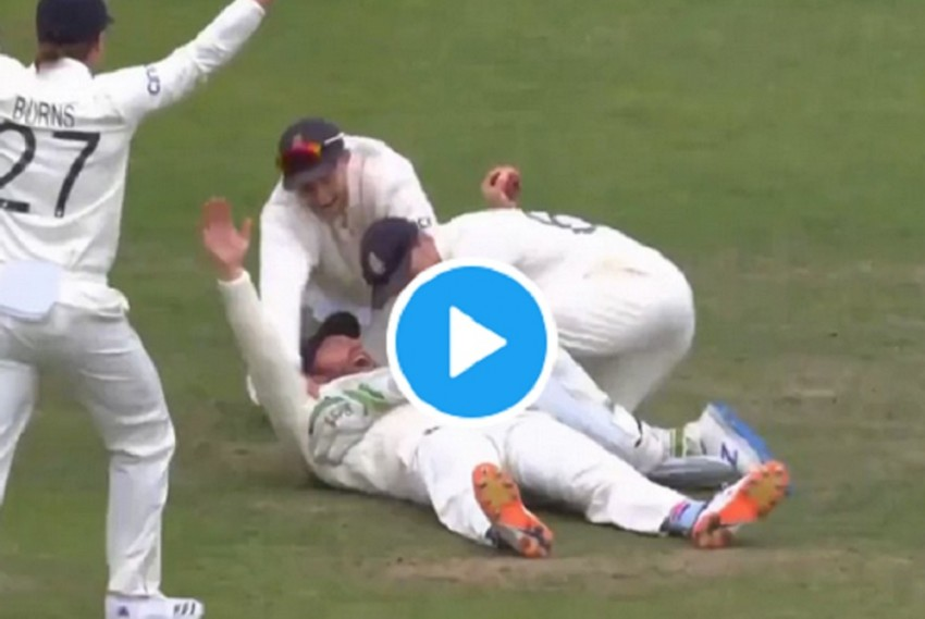 ENG Vs IND, 3rd Test: Jonny Bairstow Takes Stunning Catch To Get Rid Of KL Rahul - Watch