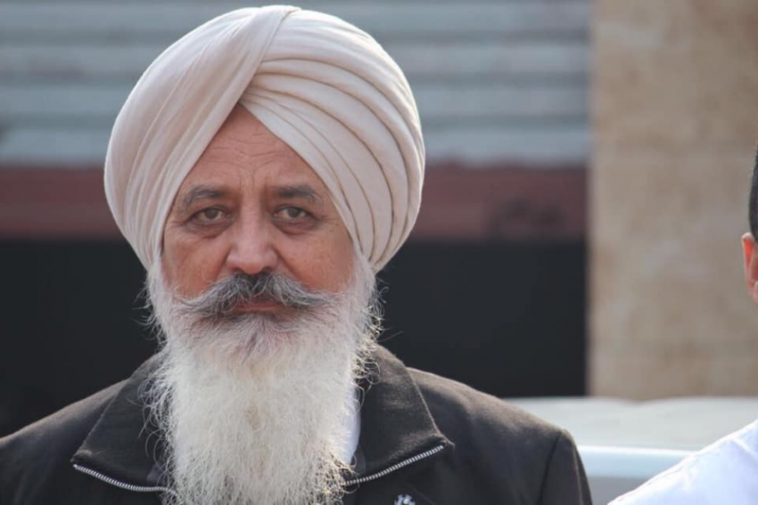 Sidhu's Advisor Quits After Outrage Over Kashmir Comment