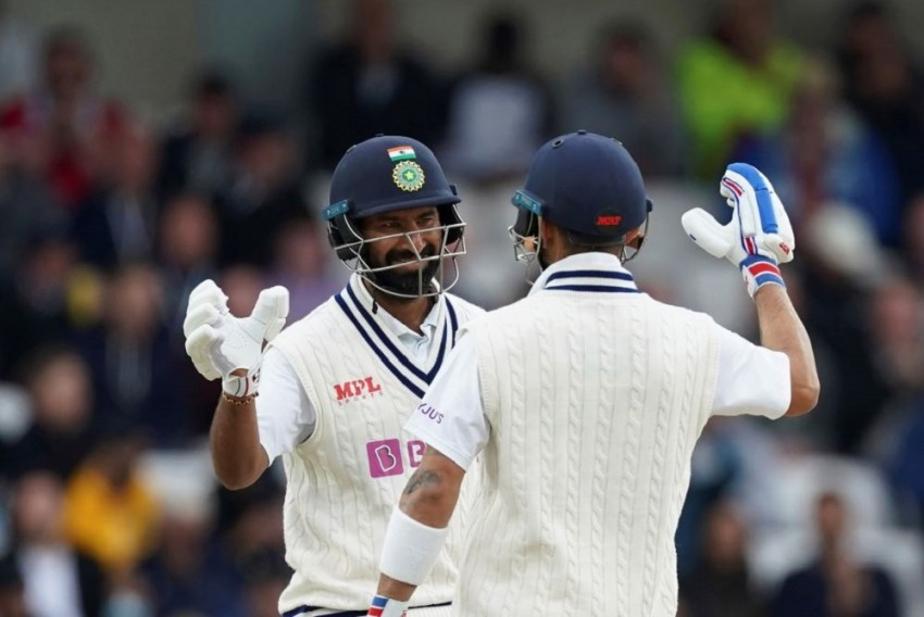 ENG Vs IND, 3rd Test, Day 3: Cheteshwar Pujara, Rohit Sharma Lead Fightback, India Reach 215/2 At Stumps- Highlights
