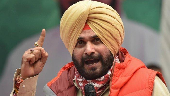 Navjot Singh Sidhu Resigns As Congress Punjab Chief, Capt Amarinder Says 'Told You So'