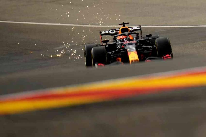 F1: Max Verstappen Leads Final Practice For Belgian GP, Lewis Hamilton 3rd