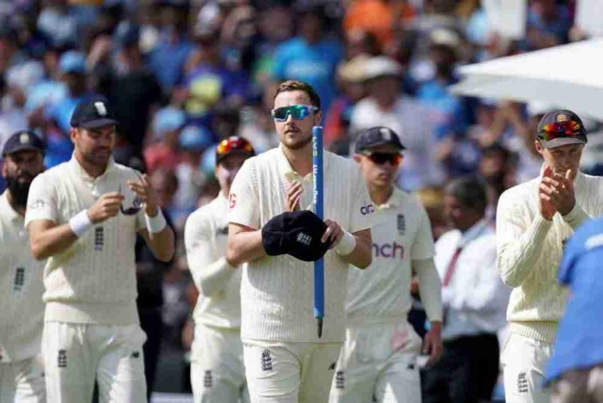 ENG vs IND, 3rd Test: Ollie Robinson Thanks James Anderson For New Skill Which Helped Dismantle India