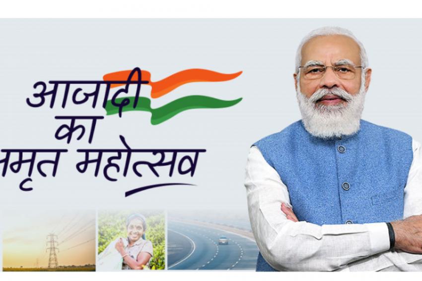 Omission Of Nehru's Image From 'Azaadi Ka Amrit Mahotsav' Poster Creates Uproar