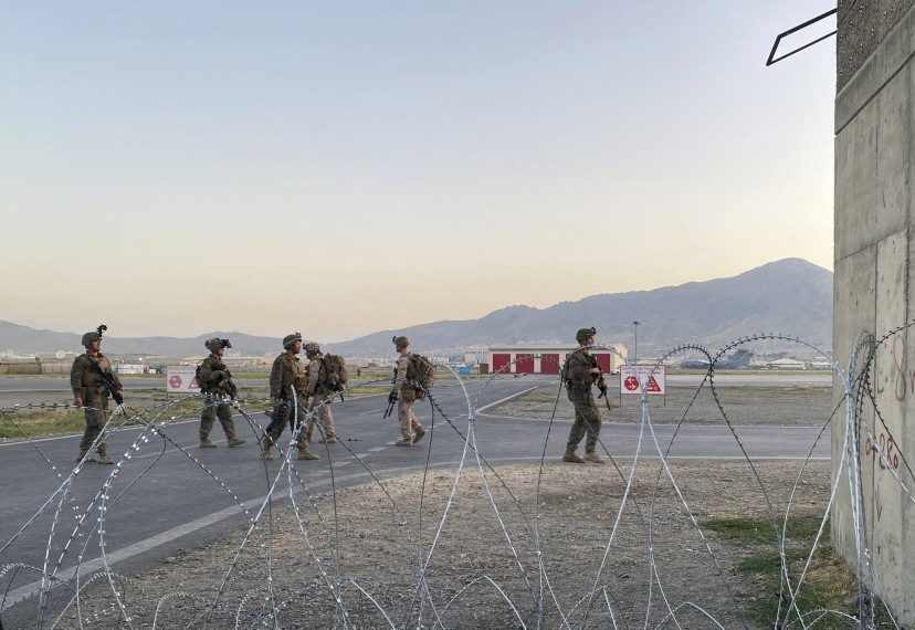 Afghan Crisis: Taliban Largely Seal Off Kabul Airport As Airlift Winds Down