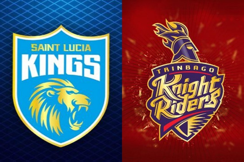 CPL 2021, Match 7, Live Streaming: When And Where To Watch Saint Lucia Kings Vs Trinbago Knight Riders T20 Cricket Match