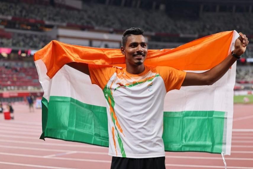 Indian Paralympic winners | Nishad Kumar | KreedOn