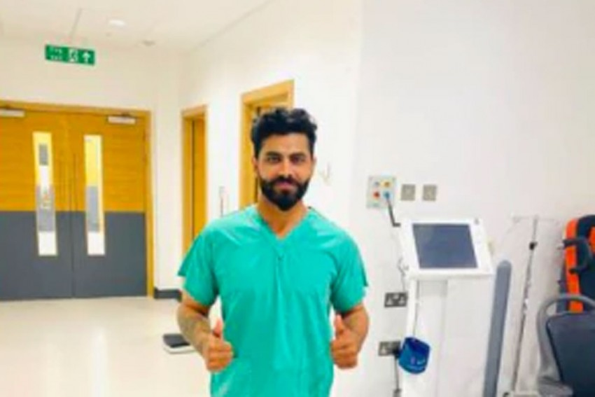 ENG Vs IND: Ravindra Jadeja Taken To Hospital, All-rounder Writes 'Not A Good Place To Be At'