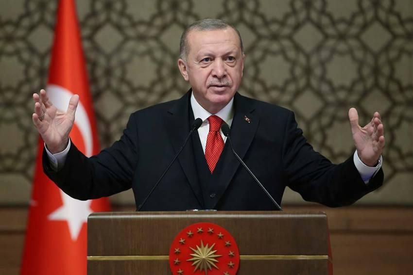 With 'Reformed Taliban', Turkish President Erdogan Signals To Develop Afghanistan