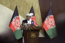 'Hasty Peace Process Created Doubt And Ambiguity': Afghan President On US Troop Withdrawal