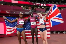 Tokyo Olympics: Athing Mu Wins Gold For US In Women's 800m