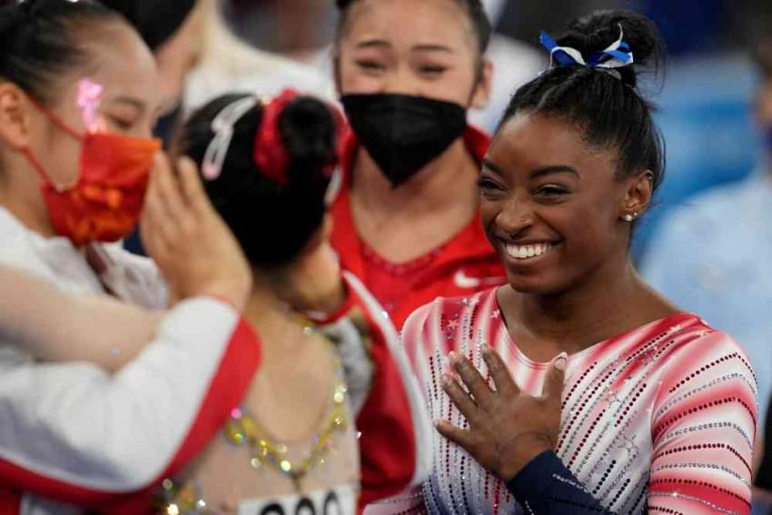 Tokyo Olympics: Guan Chenchen Wins Gold, Simone Biles Clinches Bronze In Balance Beam