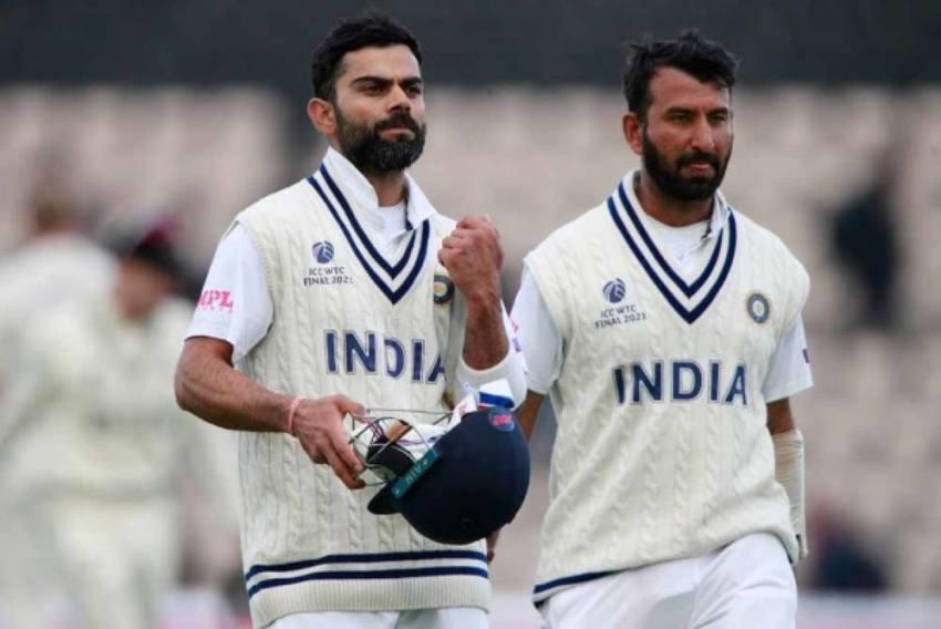 England vs India, 1st Test: Virat Kohli Says,  Leave Cheteshwar Pujara Alone, Criticism Of His Strike Rate Unwarranted