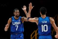 Tokyo Olympics: Kevin Durant Scores 29, US Reach Semifinals Defeating Spain 95-81