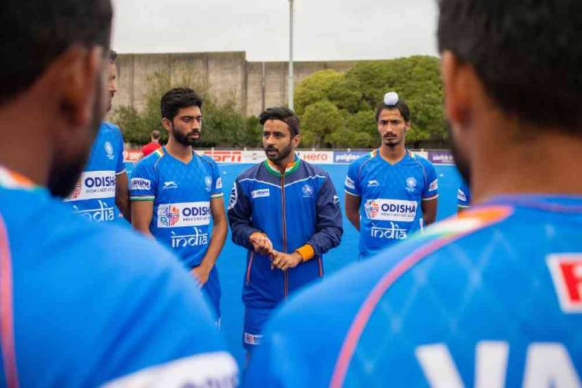 After Losing To Belgium, Manpreet Singh Says Time To Focus On Tokyo Olympics Bronze Medal Vs Germany