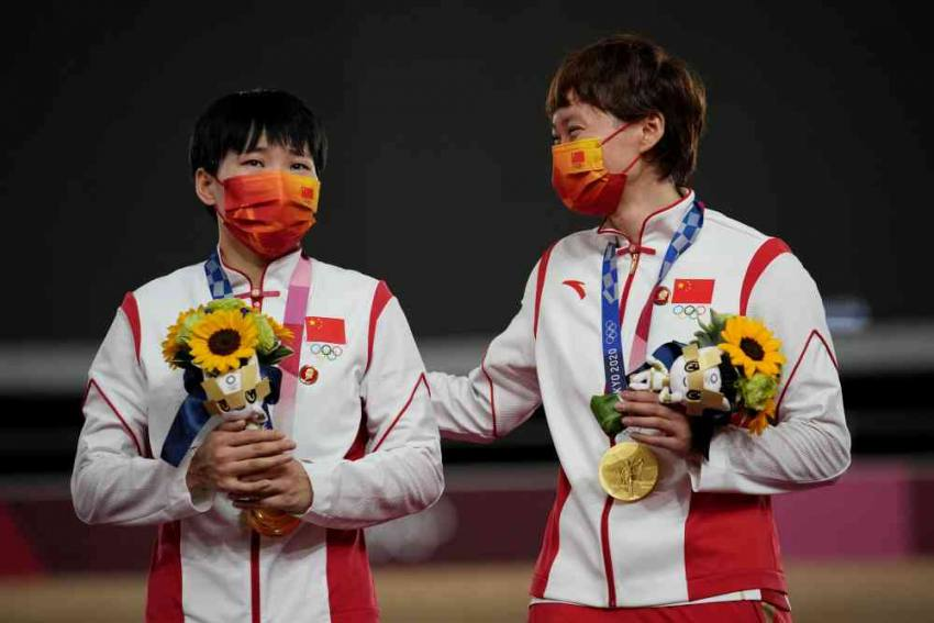 Tokyo 2020: Mao Pins Worn By Chinese Athletes May Test Olympic Rules