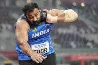 Tokyo Olympics: Shot putter Tajinderpal Singh Toor Fails To Qualify For Final