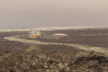 Massive Wildfire Ravages Hawaii's Big Island