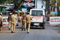 JK Police Releases List Of Top 10 Active Militants