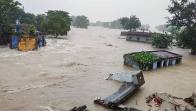 MP: Heavy Rain Floods 1,171 Villages With Three People Stranded Atop Tree And Five Others Rescued