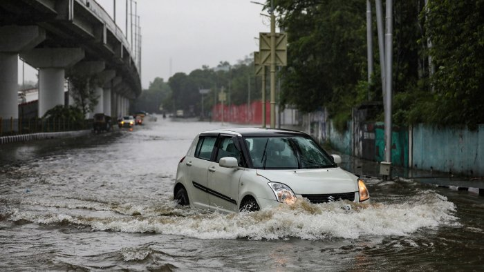 Strong Water Current In Rajasthan Kills Three Children, Sweeps Away Two Vehicles