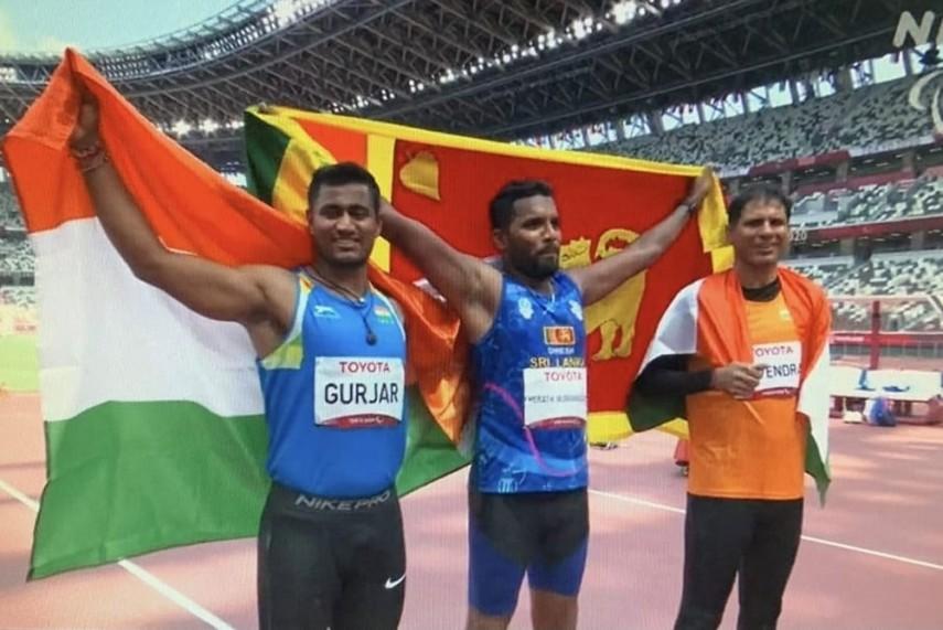Devendra Jhajharia Claims Silver, Sundar Gurjar Bags Bronze In Javelin  Throw At Tokyo Paralympics