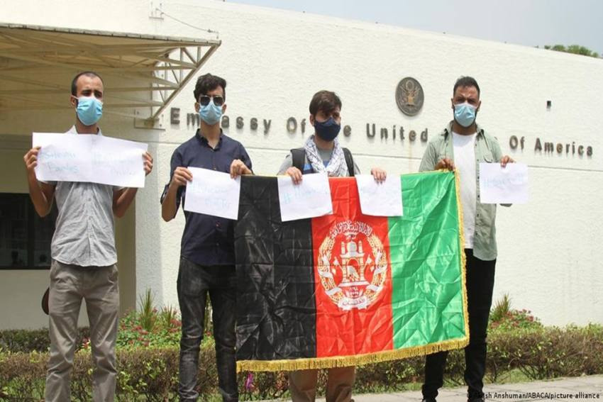 Afghan Students In India Stuck In Limbo After Taliban Takeover