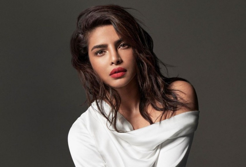 Priyanka Chopra Cried When She Went To Work For The First Time After A Gap Of Six Months