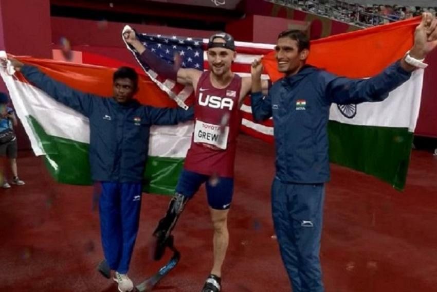 Mariyappan Thangavelu, Sharad Kumar Win Silver And Bronze In High Jump At Tokyo 2020 Paralympics