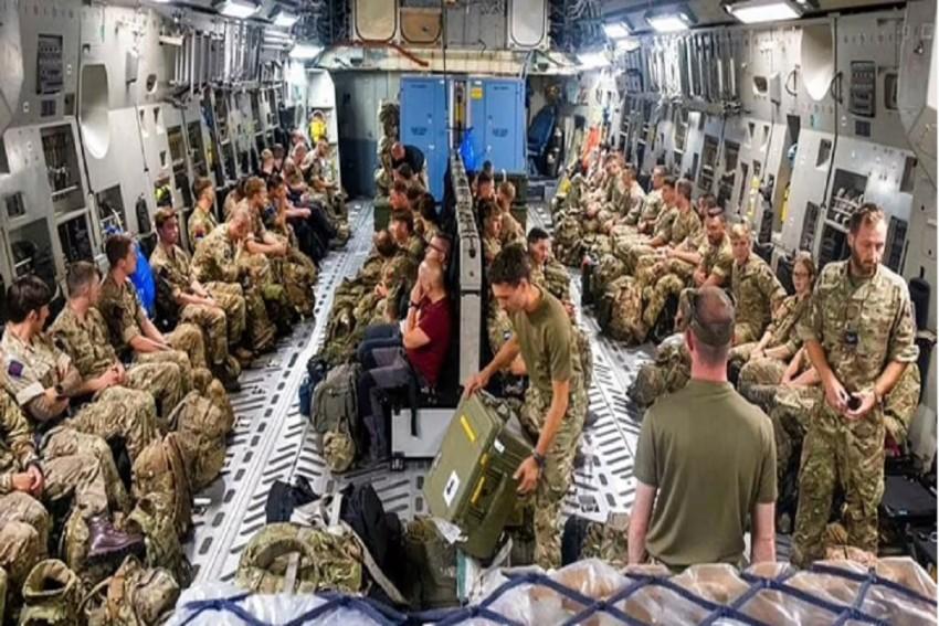 Last US Troops Leave Afghanistan As 20-Years American War Ends