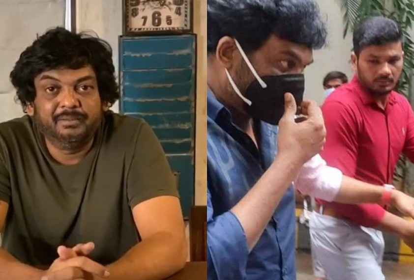 Filmmaker Puri Jagannadh Appears Before the Enforcement Directorate