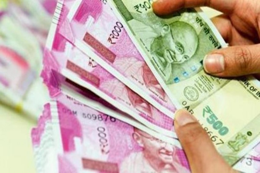 Centre's Fiscal Deficit Touch 21.3% Of Annual Target At July-End