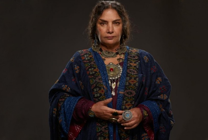 Shabana Azmi Watched Cate Blanchett's Performance In Shekhar Kapur's 'Elizabeth' To Prepare For Aisan Daulat's Role In 'The Empire'