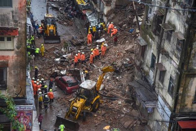 Wall Collapse Due To Heavy Rain Kills Five People Of Same Family In Rajasthan