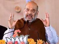 Home Minister Amit Shah Reviews Flood Situation In MP, Promises Help From Centre