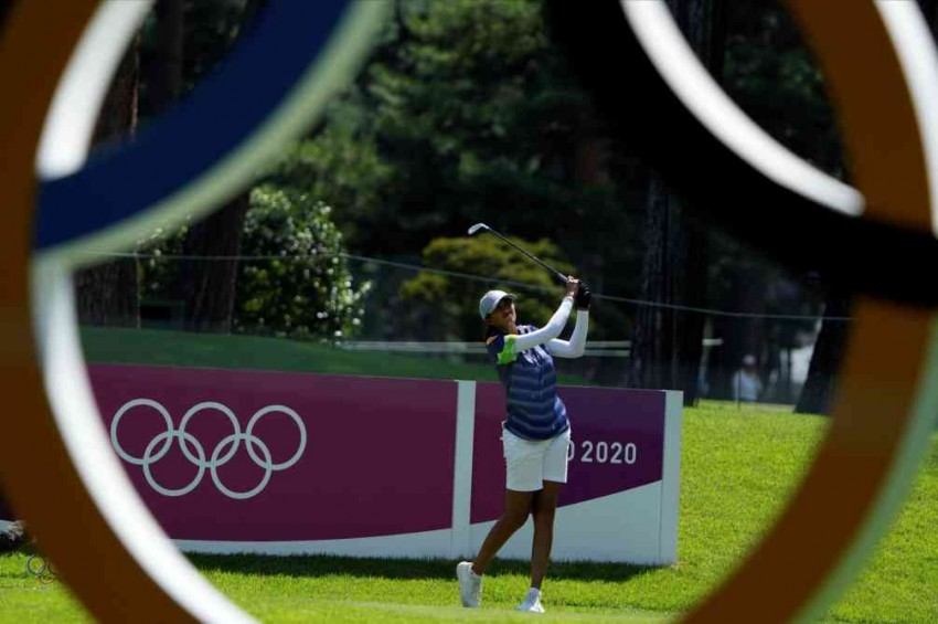 Tokyo Olympics, Golf:  Solid Start By Aditi Ashok, Placed Second Ahead Of Big Names
