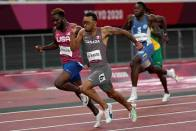 Tokyo Olympics: Canadian Andre De Grasse Finally Gets His Gold in 200m