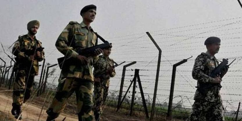 BSF Jawan Commits Suicide Using Own Service Rifle In Tripura