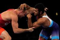 Tokyo Olympics: Wrestler Deepak Punia Loses 86kg Semifinal Bout, To Fight For Bronze