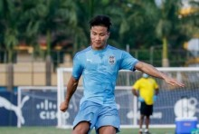 ISL: Hmingthanmawia Agrees To Contract Extension With Mumbai City FC Until 2025