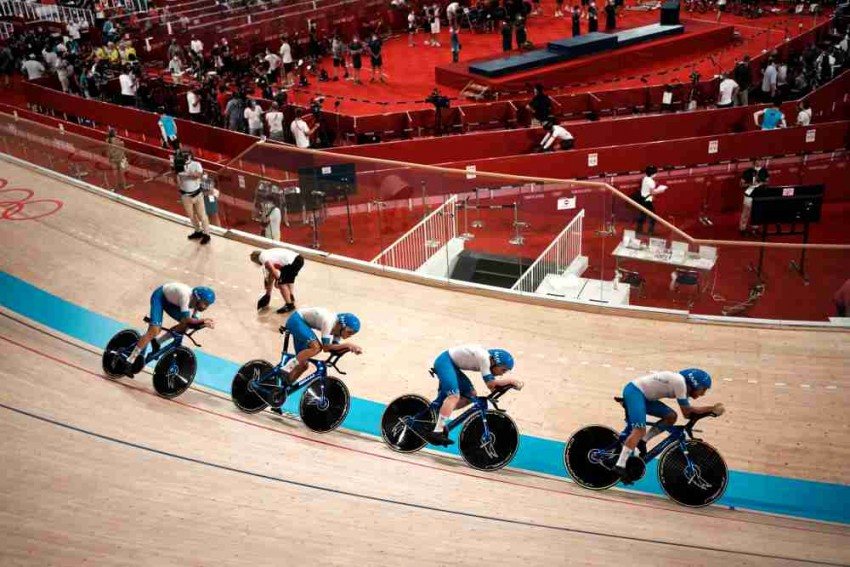 Tokyo Olympics: Italy Rallies Past Denmark For Dramatic Team Pursuit Gold
