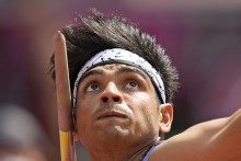 Neeraj Chopra Qualifies For Javelin Final With Monster Throw In First Attempt At Tokyo Olympics - WATCH