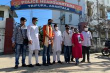 TMC Moves Tripura Police Against Attack On Abhishek Banerjee's Convoy
