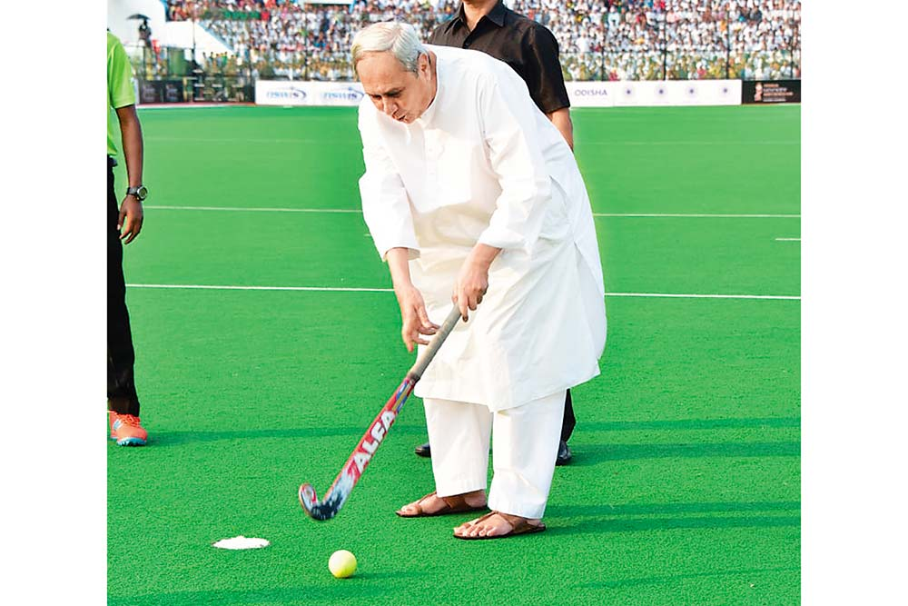 Defence Is The Best Offence: How Odisha CM Naveen Patnaik Scripted India's Hockey Revival
