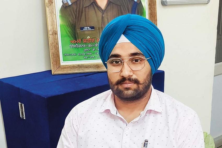 Punjab Govt Launches Job Scheme For Kin Of Fallen Security Personnel