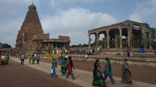 Research Scholar Finds 1509  AD Stone Inscription At Karnataka's Temple