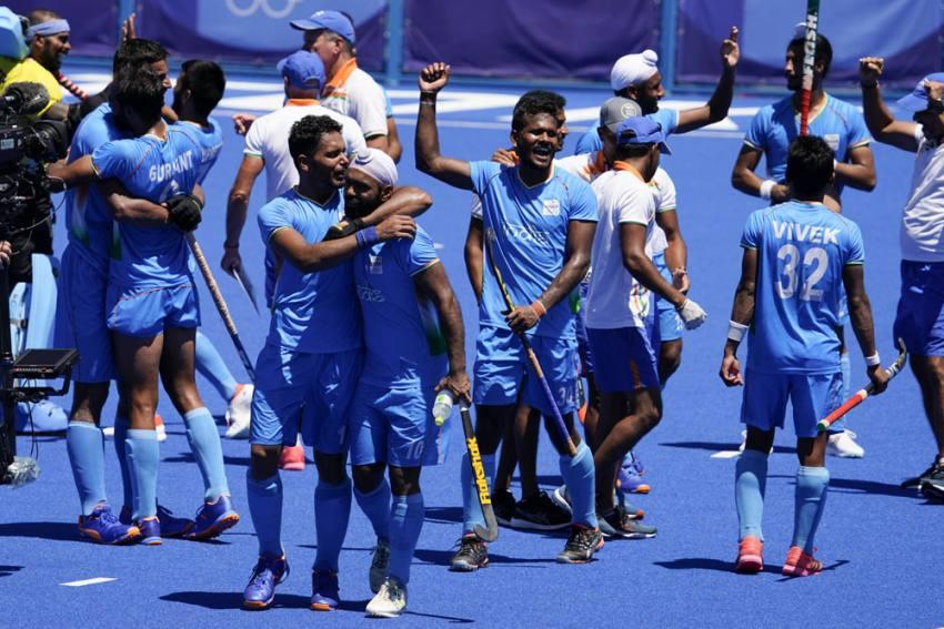 India Celebrates Men's Hockey Bronze Medal At Tokyo Olympics, PM Narendra Modi Hails Historic Win