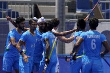 India Men's Hockey Team Wins Olympic Hockey Medal After 41 Years