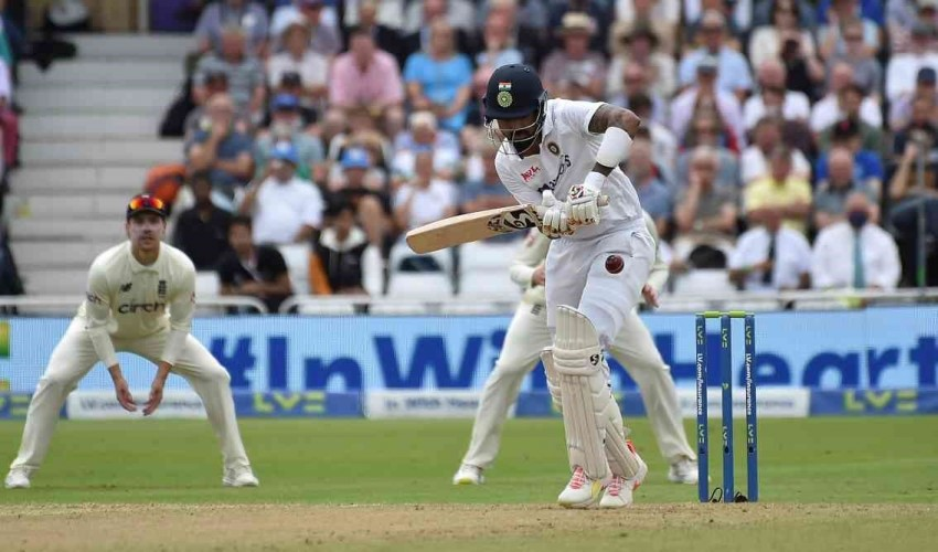 ENG vs IND, 1st Test, Day 2: KL Rahul Keeps India On Course As Rain Forces Early Stumps - Highlights