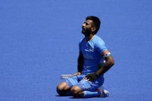 India Hockey Captain Manpreet Singh Dedicates Tokyo Olympics Medal To COVID Warriors, Says They Never Gave Up