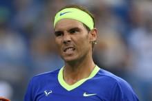 Rafael Nadal Braves Foot Injury To Beat Jack Sock In Return